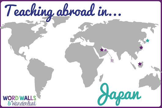 Teaching Abroad in Japan: Guest Post from Bernadette