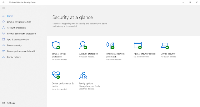 Cara Mematikan Windows Defender di Windows 10