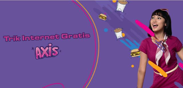 BARU ! Cara Internetan Gratis Unlimited Kartu Axis Dengan Bug Terbaru