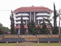 """Penerimaan Dosen CPNS di Lingkungan Universitas Pembangunan Nasional """"Veteran"""" Yogyakarta Tahun 2017"""
