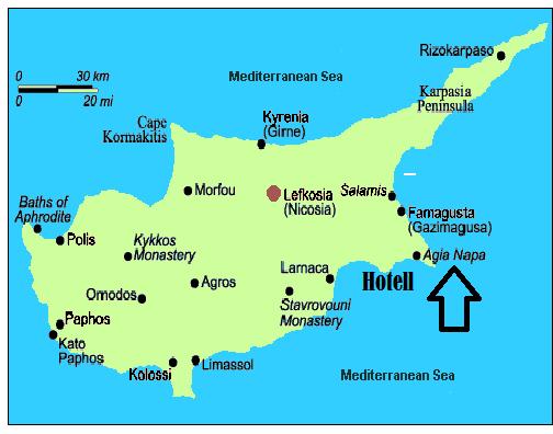 flygplatser cypern karta Minas Blogg: maj 2011 flygplatser cypern karta