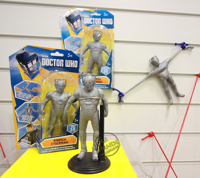 Toy Fair 2017 Character Group Stretch Figures Doctor Who