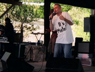 IMAGE OF RAP MICHAEL BARBER