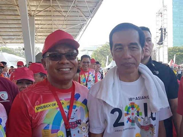 Presiden Jokowi Diundang ke Maluku Tenggara Barat