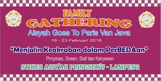akang putra 5 Hari Ikuti Family Gathering Goes To Bandung