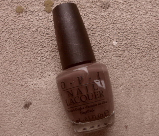 NOTD: OPI You Don't Know Jacques+question!