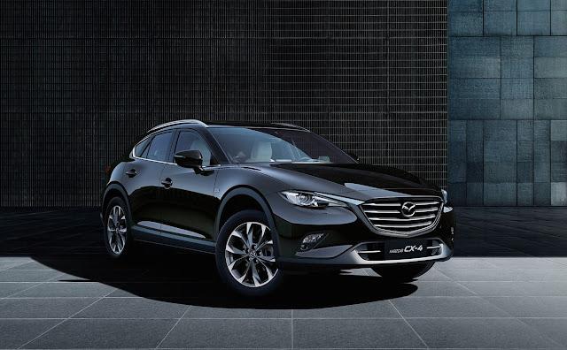2017 Mazda CX-4
