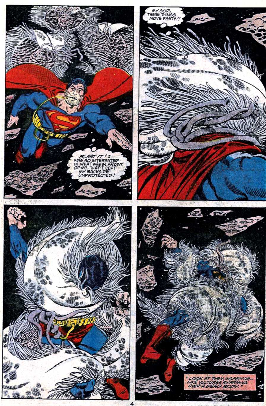 Read online Adventures of Superman (1987) comic -  Issue #451 - 5