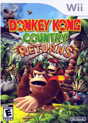 Donkey Kong Country Returns SF8E01