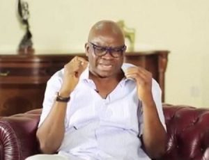 Fayose raises alarm over an alleged plot by Fayemi to implicate him, PDP leaders with murder