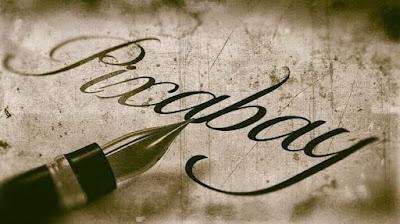Foto de caneta sobre o nome Pixabay
