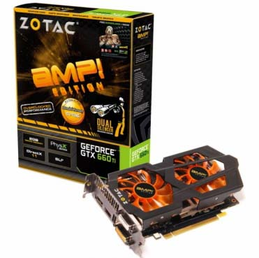 Harga dan Spesifikasi ZOTAC NVidia GeForce GTX 670 AMP! Edition