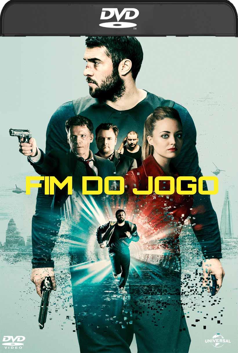 Fim do Jogo (2016) DVD-R Oficial