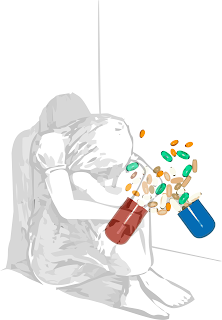 תרופות פסיכיאטריות לילדים - אילוסטרציה