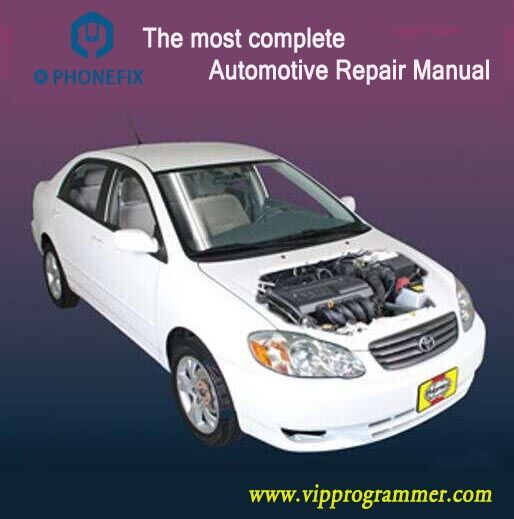 free automotive repair manuals