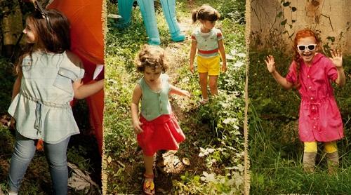 3a4a5ef320 ... nova coleção infantil. Calças saruel e blusinhas estilo bata irão  compor o look das meninas no verão 2012. Em relação à cartela de cores ela  está bem ...