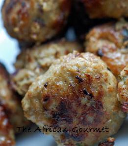 Easy Frikkadelle Meatball recipe