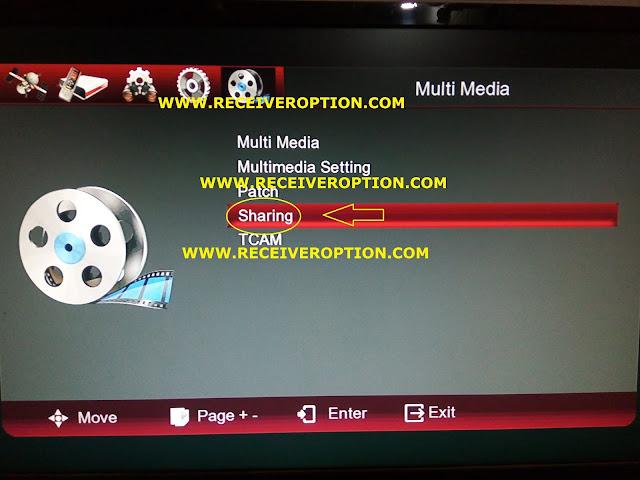 COBOX HD RECEIVER CCCAM OPTION
