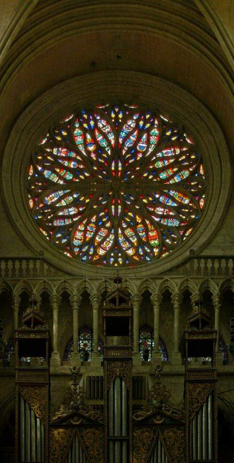 Rose Windows And Sacred Geometry The Ancient Mystical Path To God