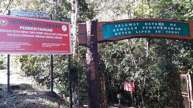 Hutan Lipur Sungai Teroi
