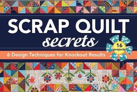 Giveaway - Scrap Quilt Secrets