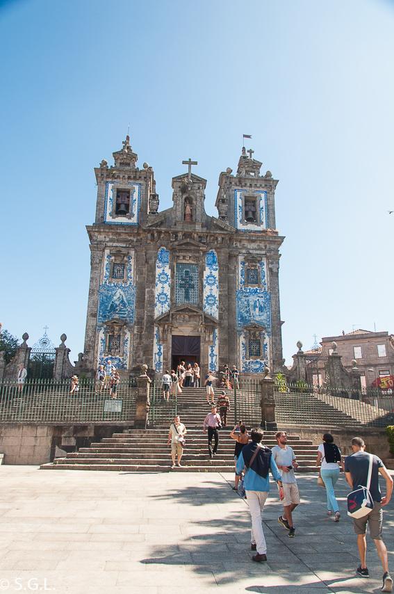 Que ver en Oporto en un dia. Iglesia de San Ildefonso
