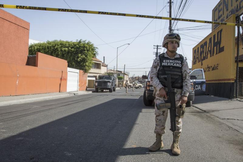 Grupos criminales como el CJNG pagan alrededor de $3500 pesos por deshacer un cuerpo.