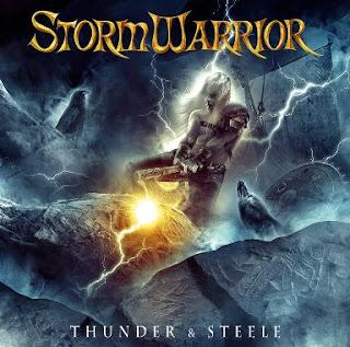 """Ακούστε τον δίσκο των Stormwarrior """"Thunder & Steele"""""""