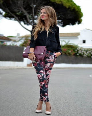 outfit for spring trendy