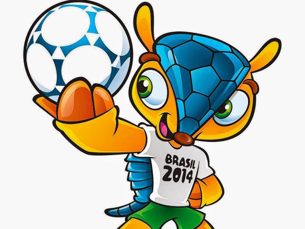 Fußball WM 2014 Maskottchen