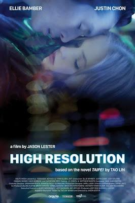 High Resolution Poster