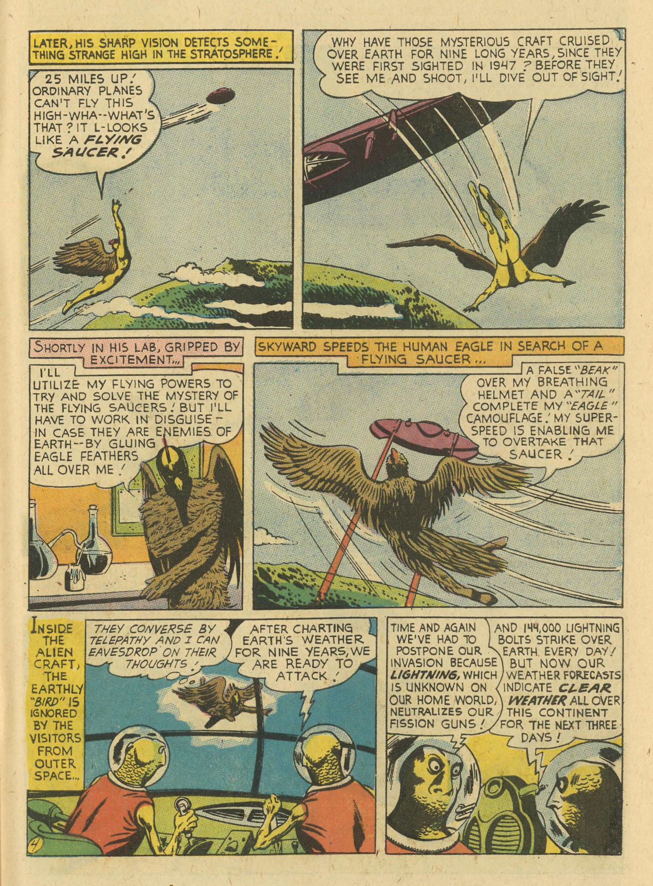 Hawkman (1964) issue 24 - Page 31