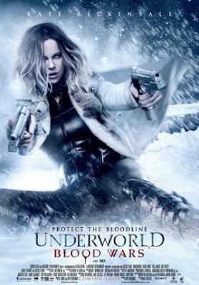 Trailer Film Underworld: Blood Wars 2016