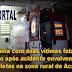Pescaria termina com duas vítimas fatal e uma com ferimento após acidente envolvendo duas motocicletas na zona rural de Acrelândia
