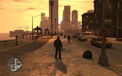 รีวิวเกมส์คอม PC GTA IV 4