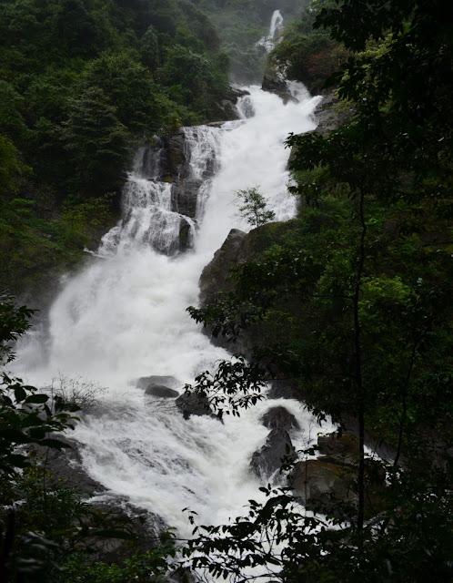 Tambdi Surla Waterfalls & trek.