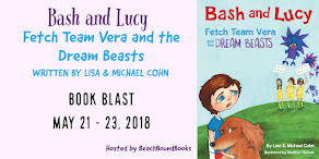 Bash and Lucy Fetch Team Vera and the Dream Beasts - 23 May