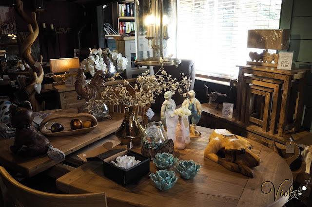 Oak Barn Furnishings, Budleigh Salterton, Devon
