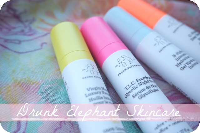 drunk elephant skincare uk