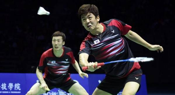 Final Korea Open Super Series 2016