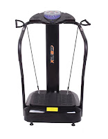 2015 Merax Full Body Vibration Platform Slim Fitness Machine, tone your body & lose weight quickly and easily with minimum effort