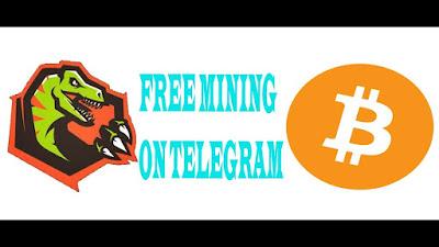 Cara Mining Bitcoin Terbaru di Telegram