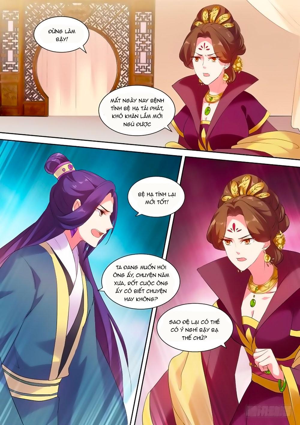 Hệ Thống Chế Tạo Nữ Thần chap 128 - Trang 4