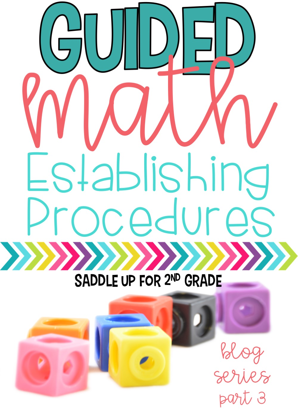 Establishing Procedures in Guided Math - Saddle up for Second Grade