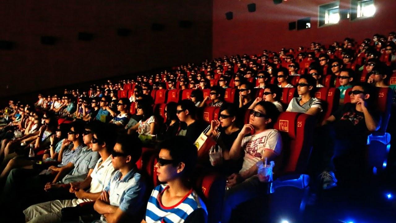 Cinemas na China podem ser reabertos no final deste mês