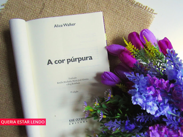 Resenha: A Cor Púrpura