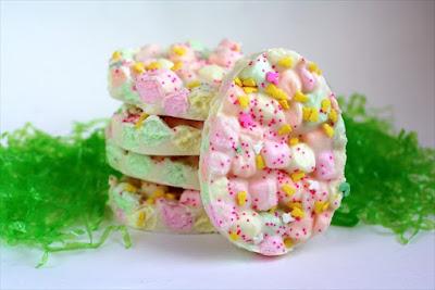 uova in marshmallow per pasqua