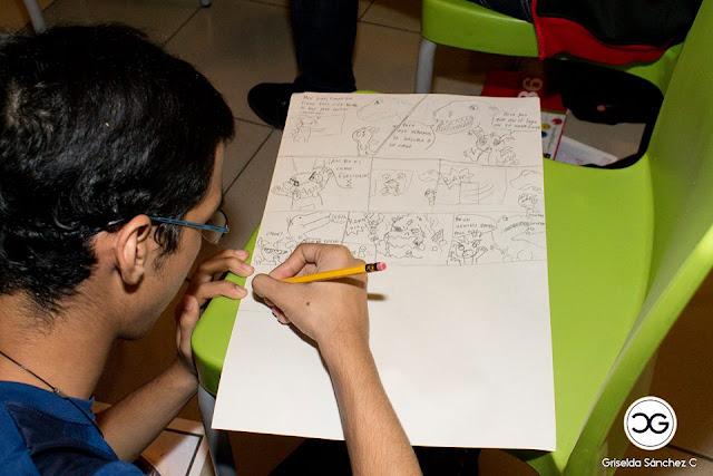 taller de comic