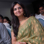 Ramya Cute in Saree Latest Stills