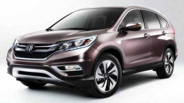 2018 Honda CRV Redesign and Release Date